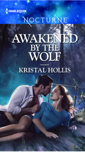 Awakened by the Wolf Kristal Hollis