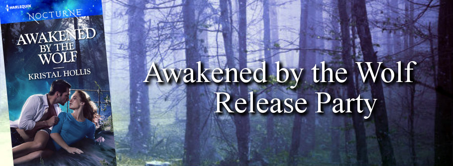 Awakened by the Wolf Release Party